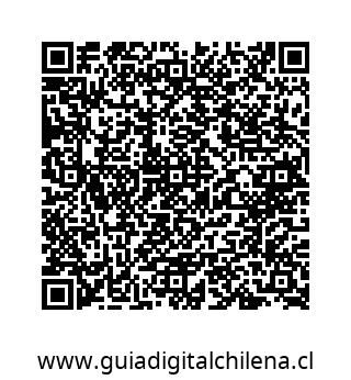 La información del contacto está en código QR. Haz tap con tu teléfono o escanea con tu teléfono